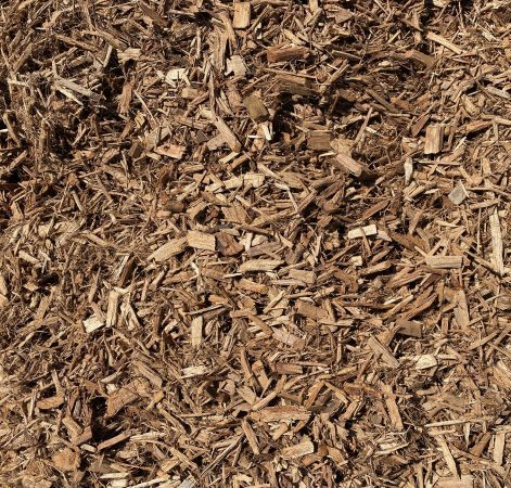 close up image of Playground Certified Woodchips
